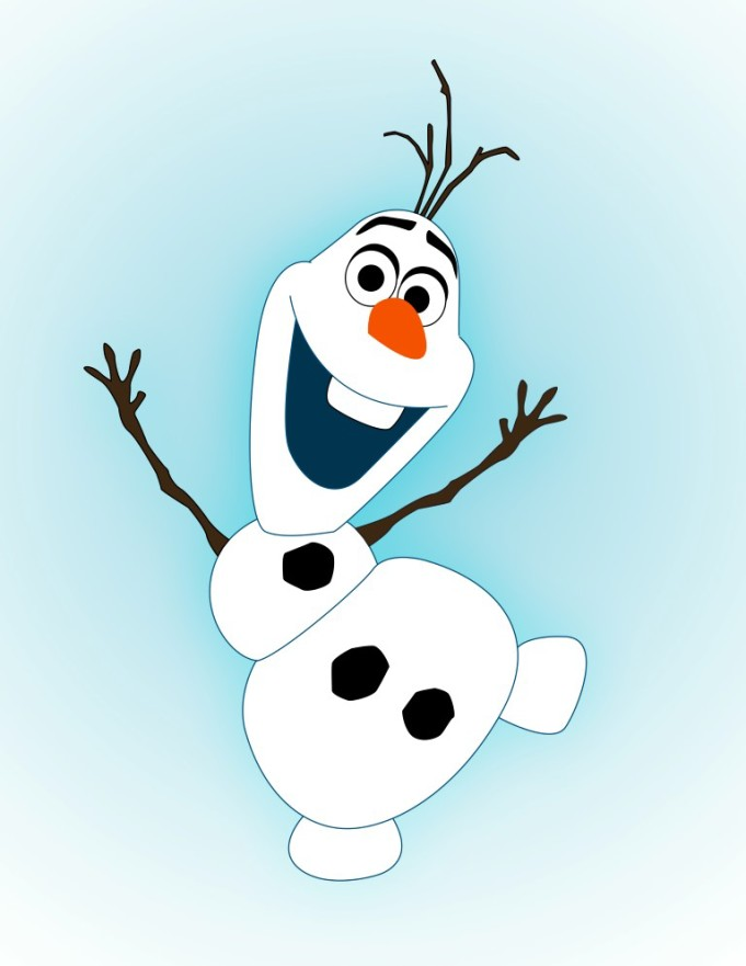 olaf eyes coloring pages - photo#44
