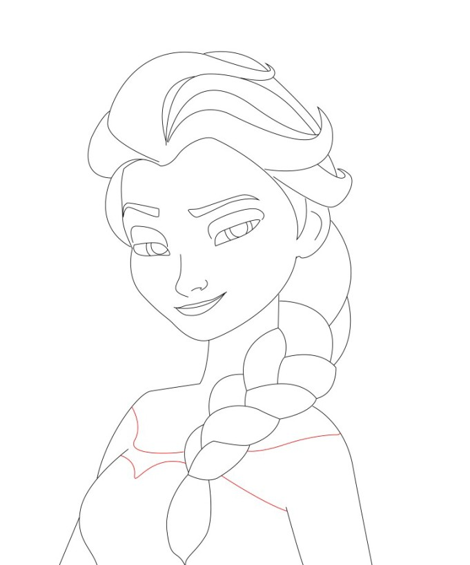 Be sure to check out our tutorial on how to draw Olaf from Frozen